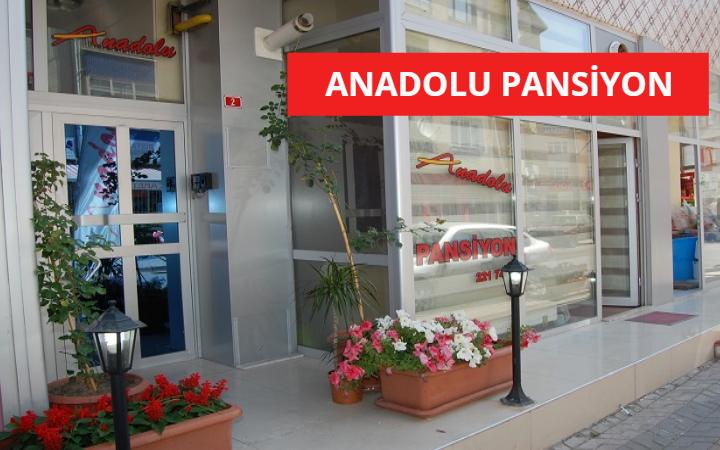 Anadolu Erkek Öğrenci Pansiyonu 0537 692 69 33